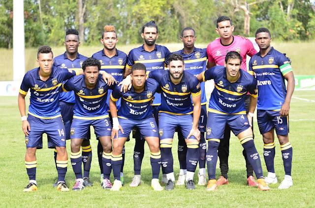 Atlético Pantoja vence al Cibao FC