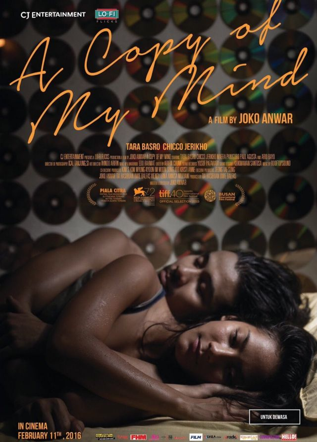 A Copy Of My Mind (2016)