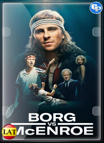 Borg Vs. Mcenroe (2017) LATINO