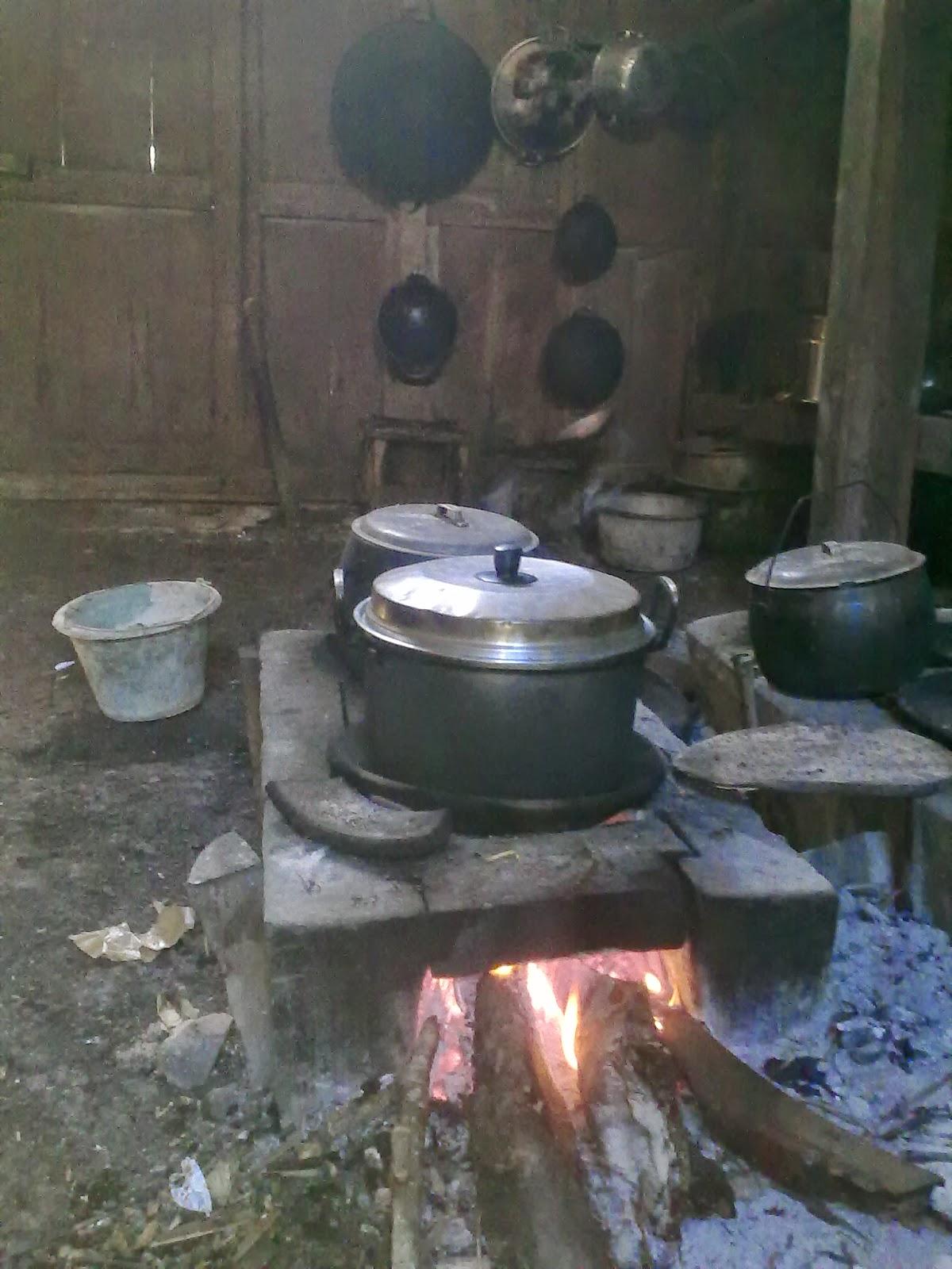 Belajar dari Tungku Masak