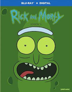 Rick & Morty – Temporada 3 [BD25] *Con Audio Latino