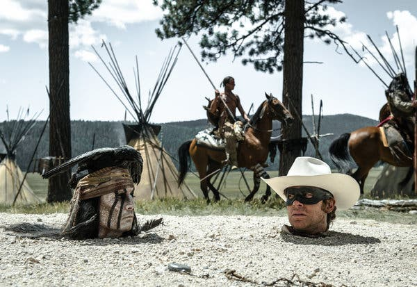 Sinopsis Lengkap Film The Lone Ranger
