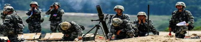 New Law In China Bans Defaming of Military Personnel