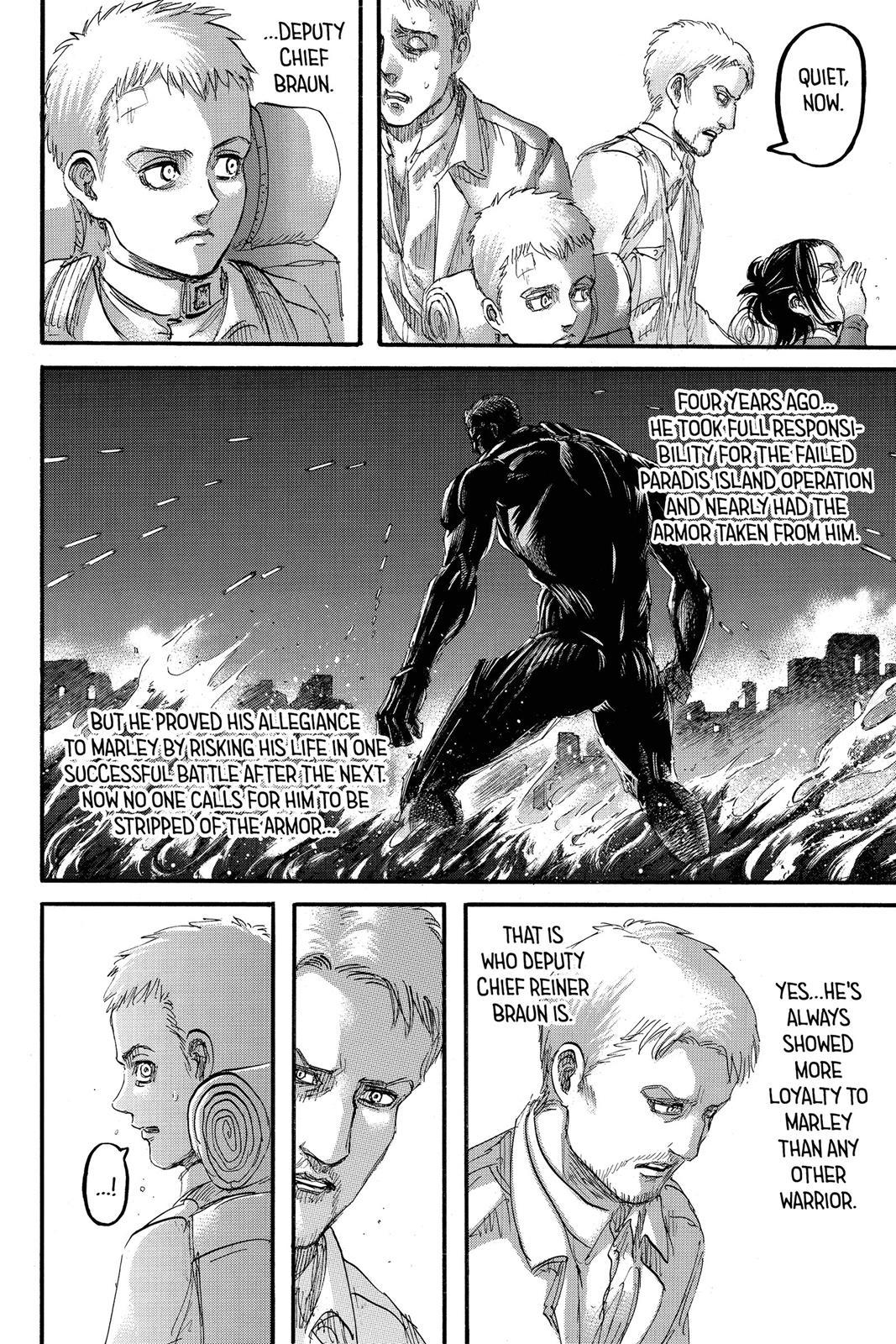 Shingeki No Kyojin Chapter 94 Shingeki No Kyojin Manga Online
