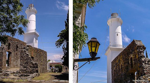 Farol de Colonia del Sacramento, Uruguai