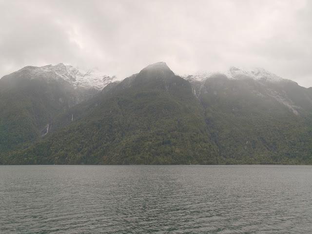 Fiordo Comau, Chile