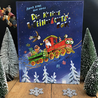 Weihnachtsbuch: Die kleine Weihnachtslok