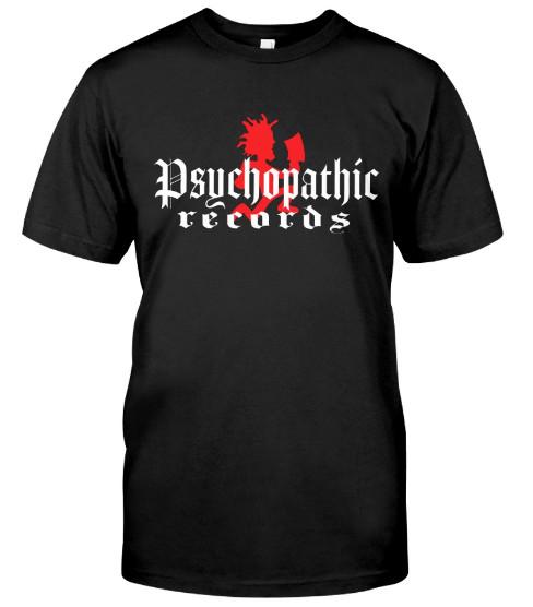 Psychopathic merch T Shirt Hoodie, psychopathic records merchandise. GET IT HERE