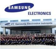 Lowongan Kerja Jobs : Operator Produksi Lulusan Baru Min SMA SMK D3 S1 PT. Samsung Electronics Indonesia (SEIN) Membutuhkan Karyawan/Karyawati Baru Seluruh Indonesia