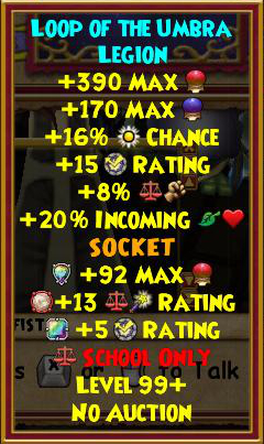 Best Balance Gear (Level 130+) | Wizard101