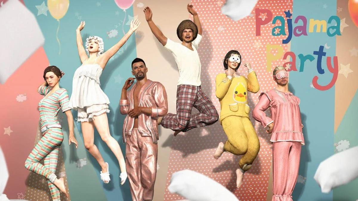 Pajama Parties come to PUBG