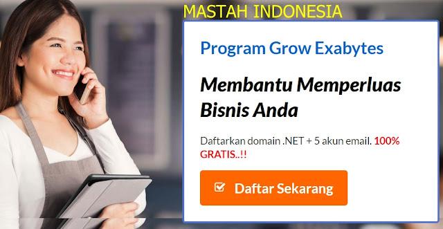 Cara Mendapatkan Domain .NET Gratis