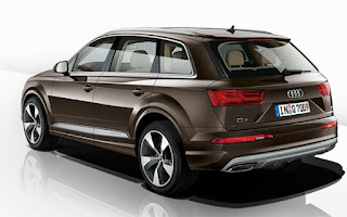 The Audi Q7 is a luxury SUV