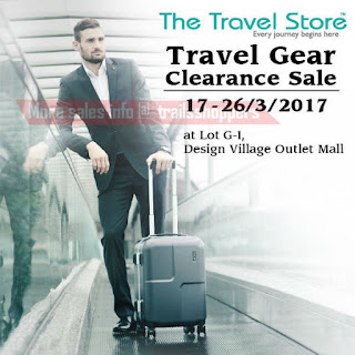 The Travel Store Travel Gear Clearance Sale 2017
