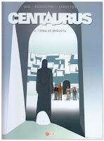 Centaurus de Leo Janjetov comic