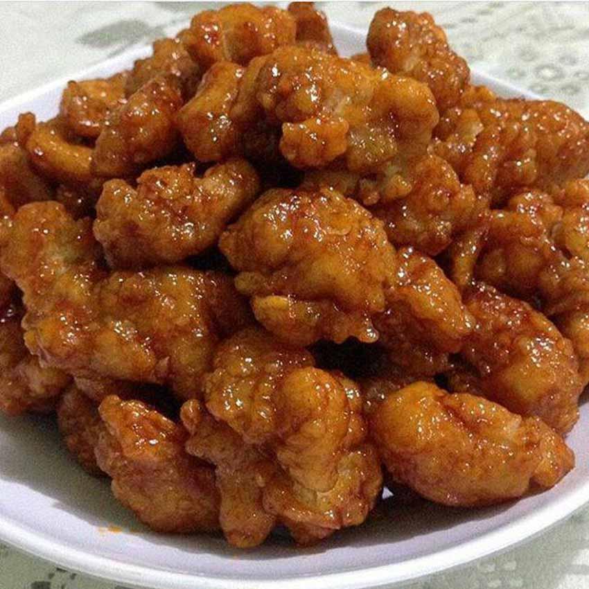 Resep Membuat Chicken Popcorn Asam Manis