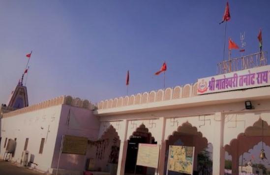 True Story of Tanod Mata Temple Jaisalmer Rajasthan