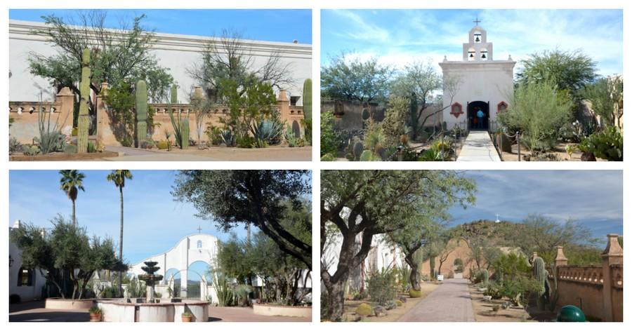 Mission San Xavier, Nouveau-Mexique