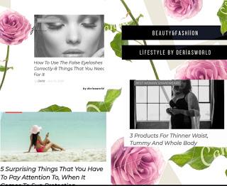 beauty-fashion&lifestyle