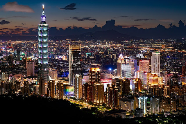 Best Countries to be an English Teacher, Taiwan