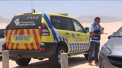 Dos hombre mueren en Fuerteventura, jueves 10 agosto: La Oliva y Puerto del Rosario