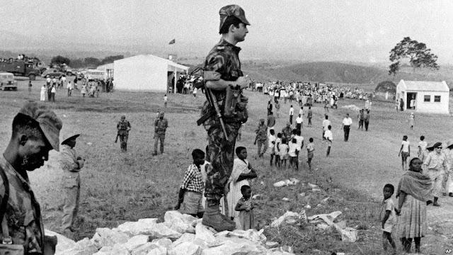 Fundação Dos Movimentos FNLA, MPLA,UNITA [matéria completa]