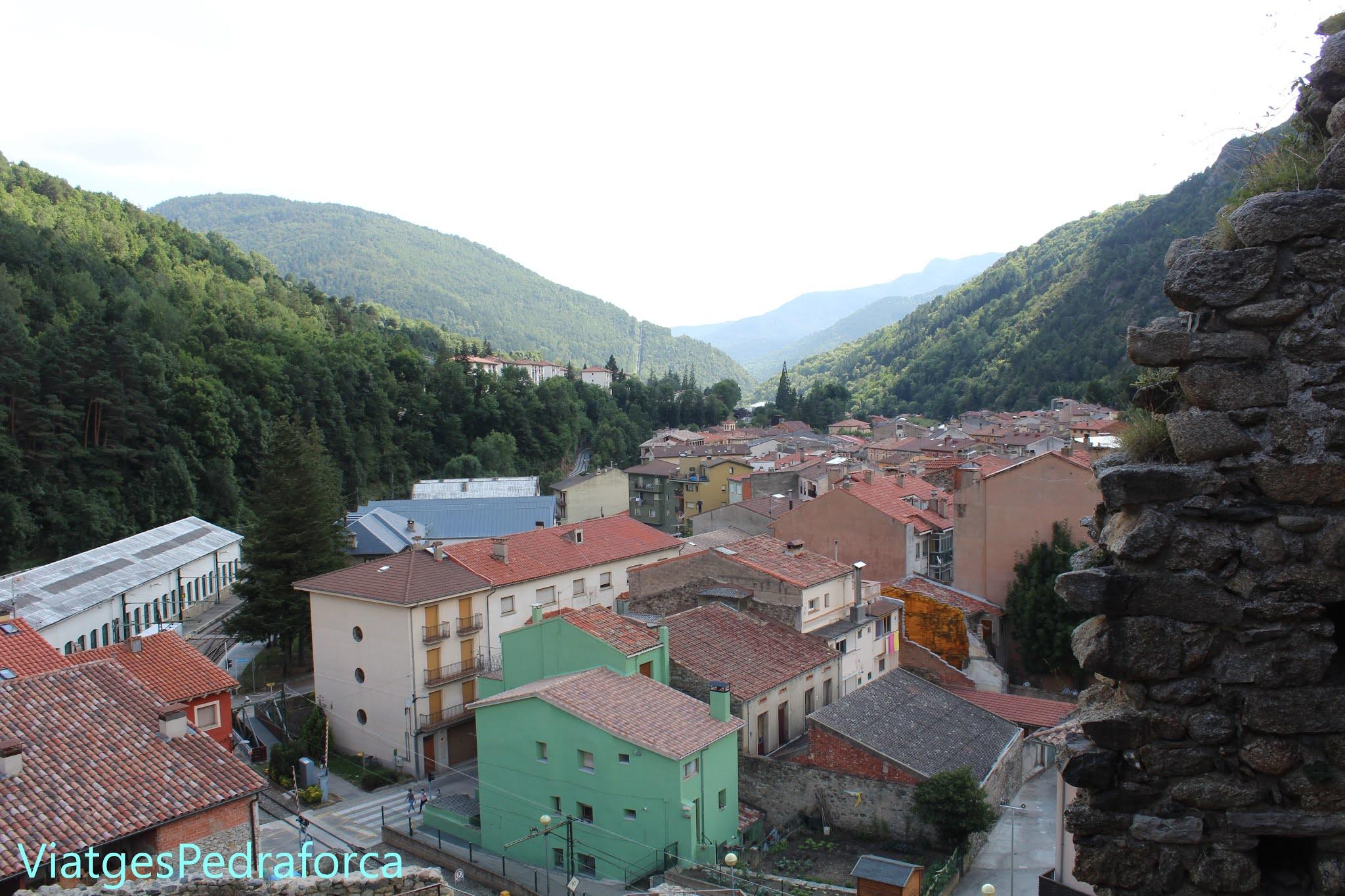 Vall de Ribes, Ripollès, rutes per Catalunya