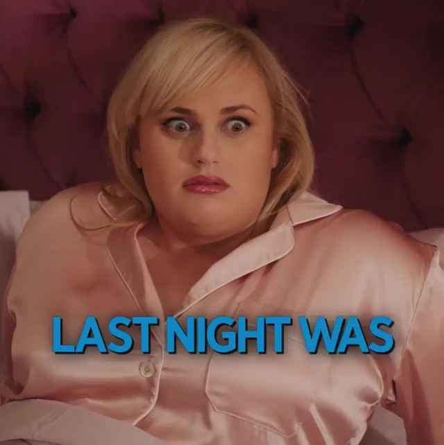Rebel Wilson Funny Stills from Isn't It Romantic