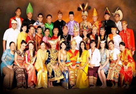 Kliping Keanekaragaman Suku Bangsa Budaya Indonesia Lengkap