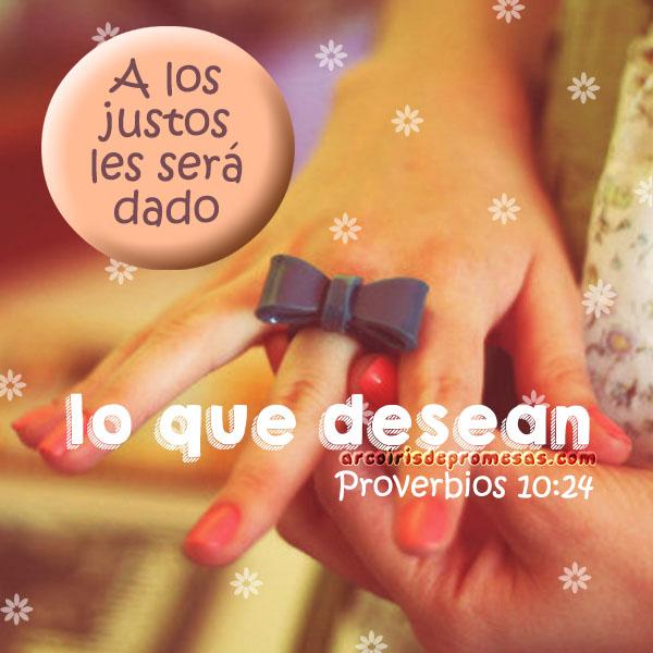 deseos concedidos mensajes cristianos con imágenes arcoiris de promesas