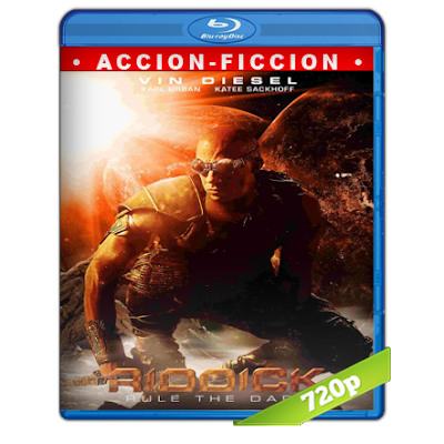 Riddick El Amo De La Oscuridad (2013) BRRip 720p Audio Trial Latino-Castellano-Ingles 5.1