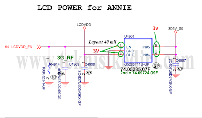 Foto schematic lcdvdd
