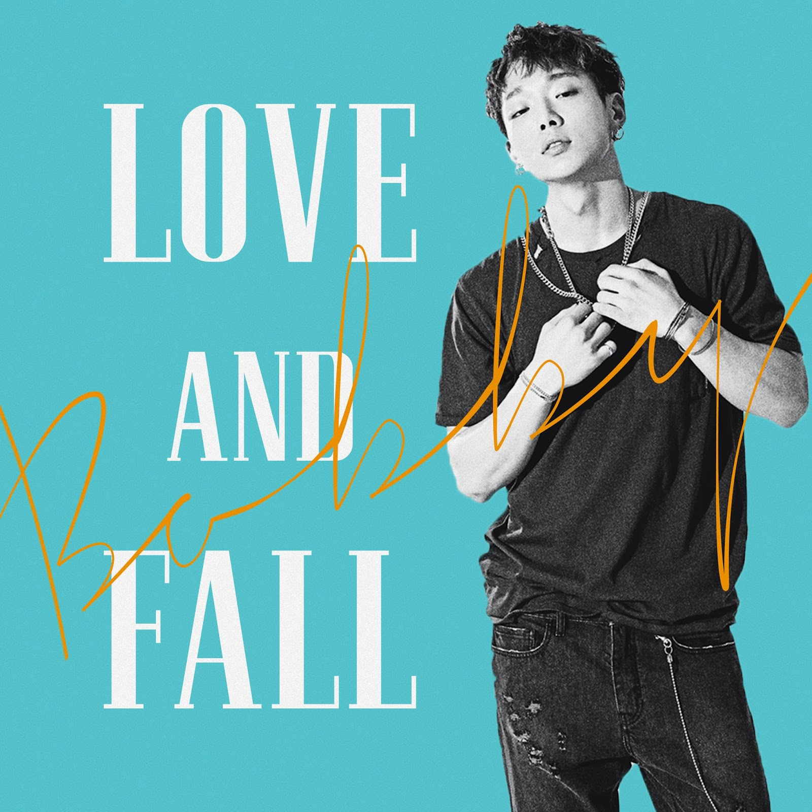 Album BOBBY LOVE AND FALL MP3