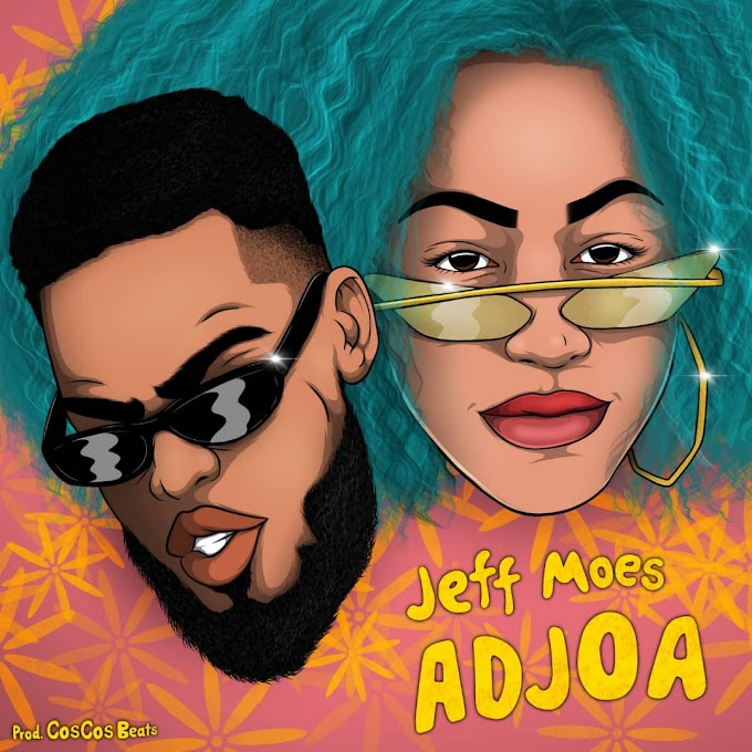 Jeff Moes - Adjoa (Prod. By CosCos Beatz)