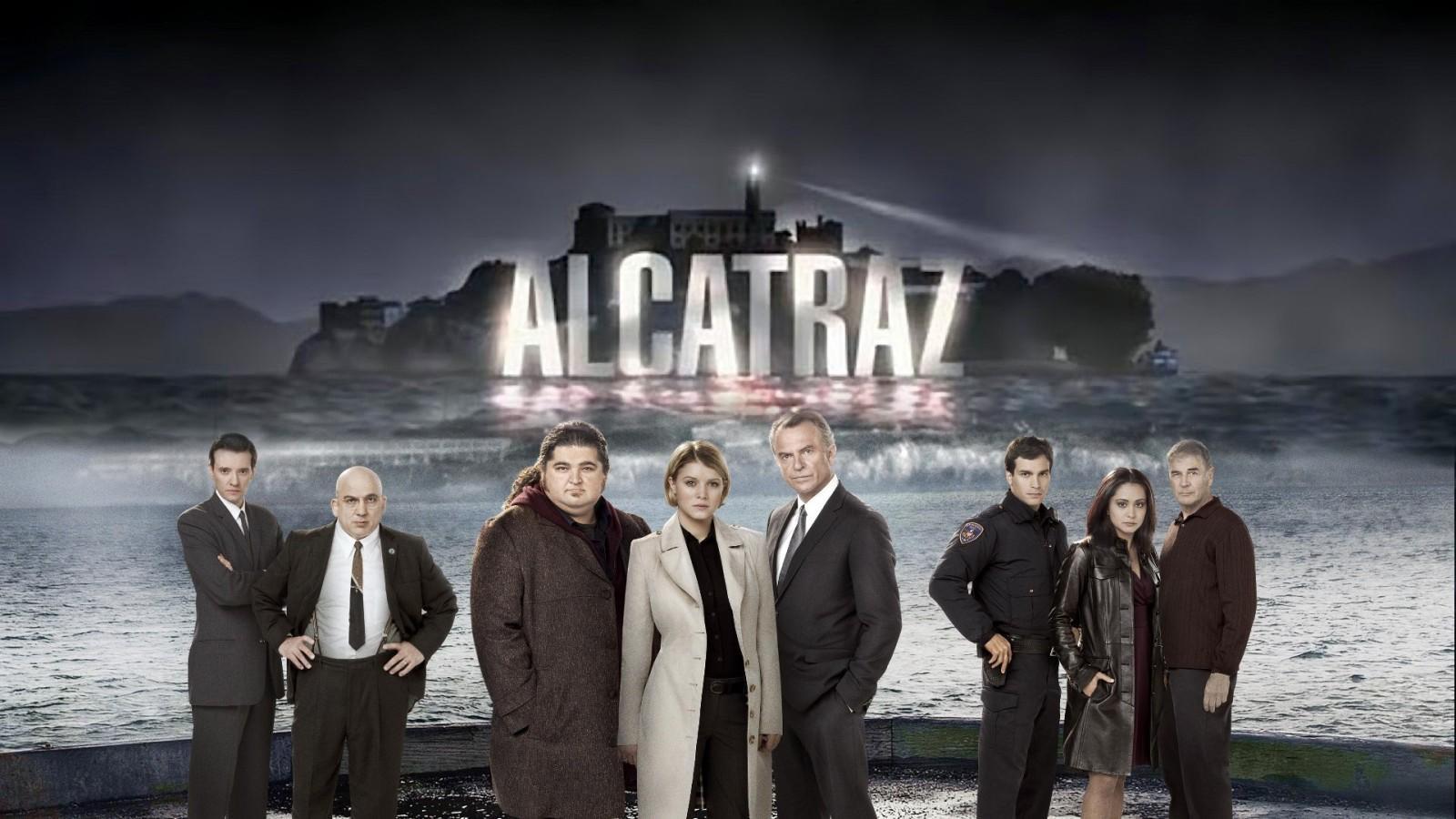 Resultado de imagen de alcatraz serie