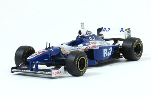 Williams FW19 1997 Jacques Villeneuve f1 the car collection