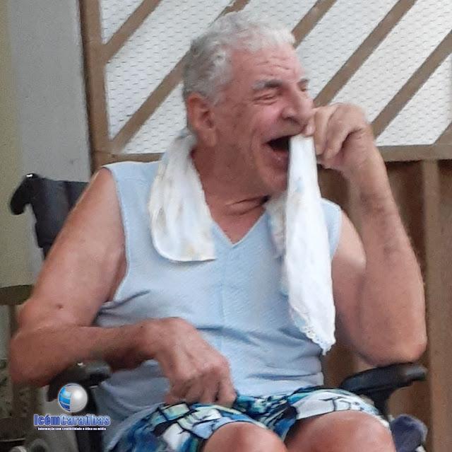 Caraubense Heronides Lourenço morre aos 76 anos por complicações causadas pela Covid-19