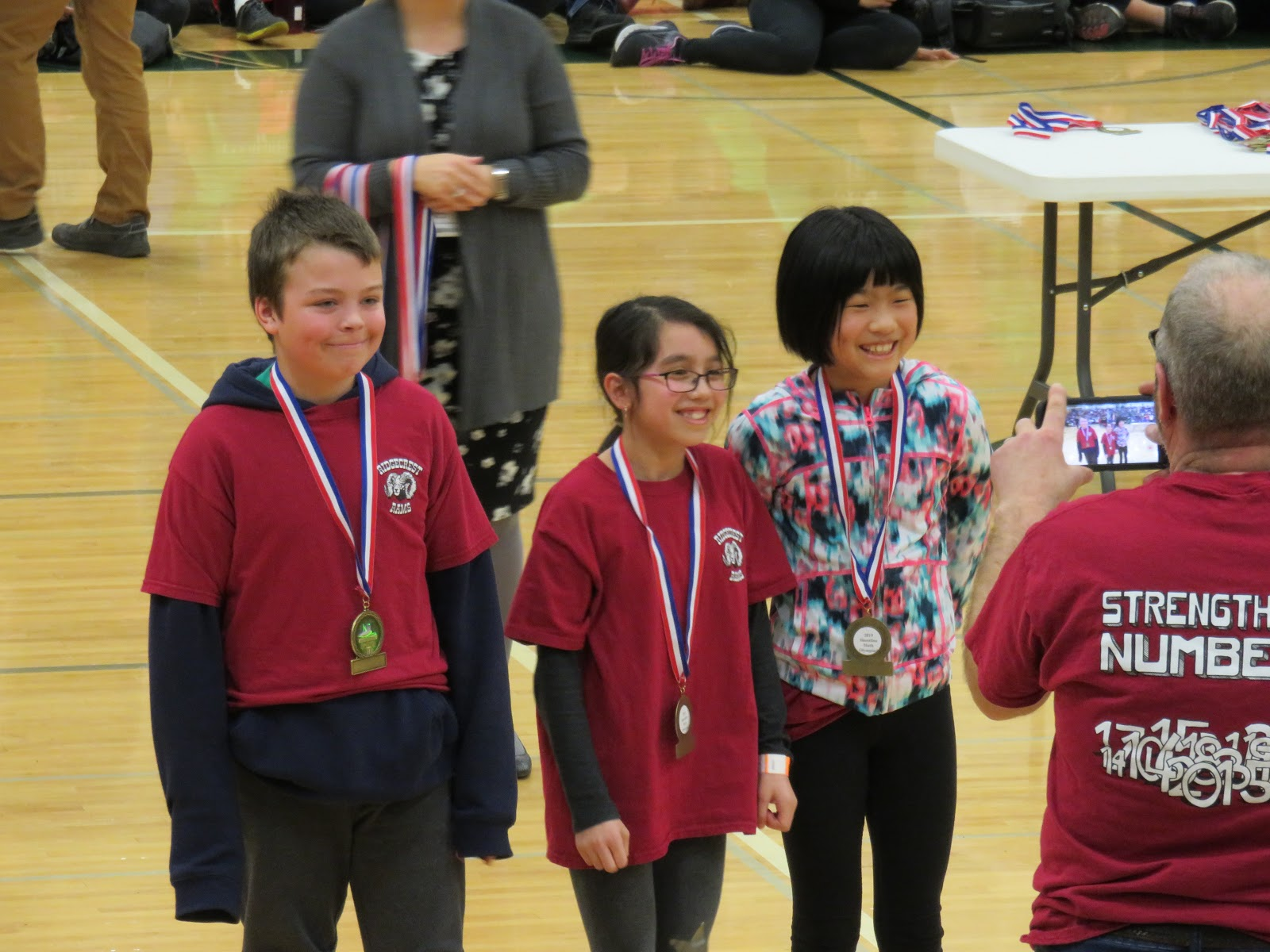 The Phillips Family: MARCH - Edison: Science Fair and Math