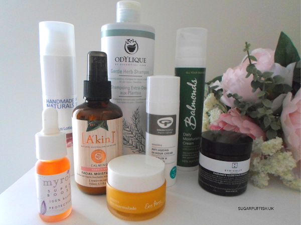 15 natural skincare brands with fragrance free products