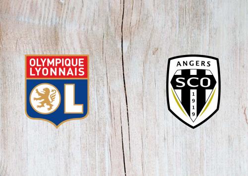 Olympique Lyonnais vs Angers SCO -Highlights 11 April 2021
