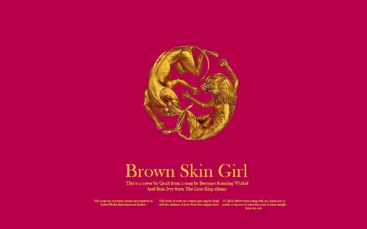 Beyonce, Blue Ivy, SAINt JHN, WizKid - BROWN SKIN GIRL