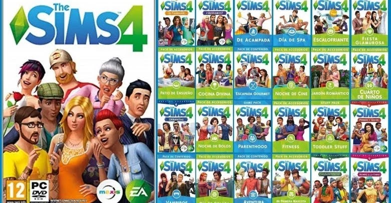 All The Sims 4 Expansions in Chronological Order