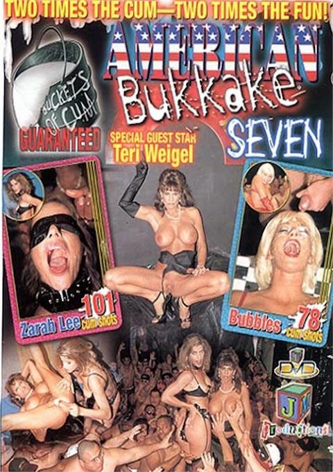 American Bukkake 7