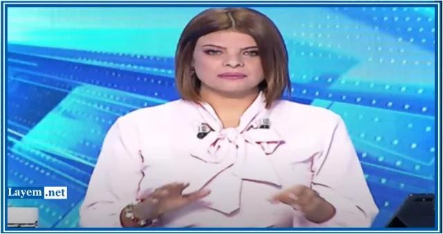 بالفيديو/ الإعلامية ملاك البكاري تتعرض لوعكة صحية في المباشر