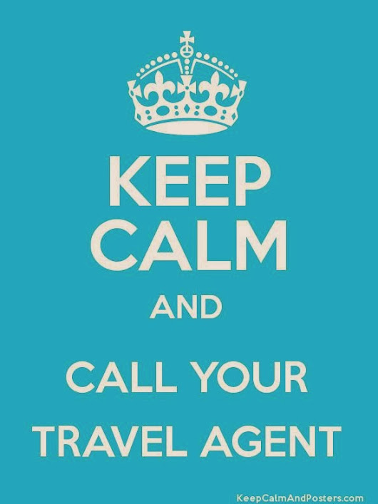 What Does A Travel Agent DO Anyway??