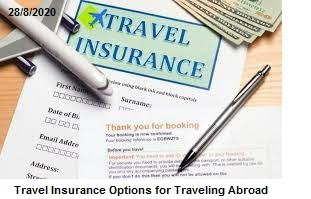 Travel Insurance Options for Traveling Abroad