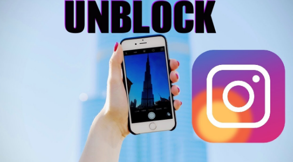 How to Unblock From Instagram