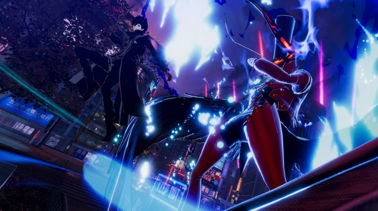 Persona 5 Strikers PC Full Español
