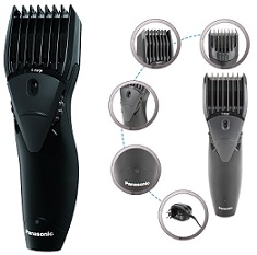 Panasonic Beard and Hair ER207WK44B Trimmer for Rs.1099 @ Tatacliq (02 Yrs Warranty)