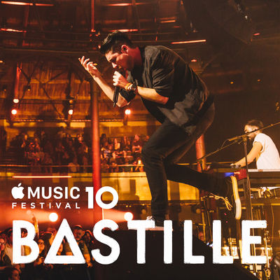 Bastille - Apple Music Festival: London 2016 (Live) (EP) - Album Download, Itunes Cover, Official Cover, Album CD Cover Art, Tracklist